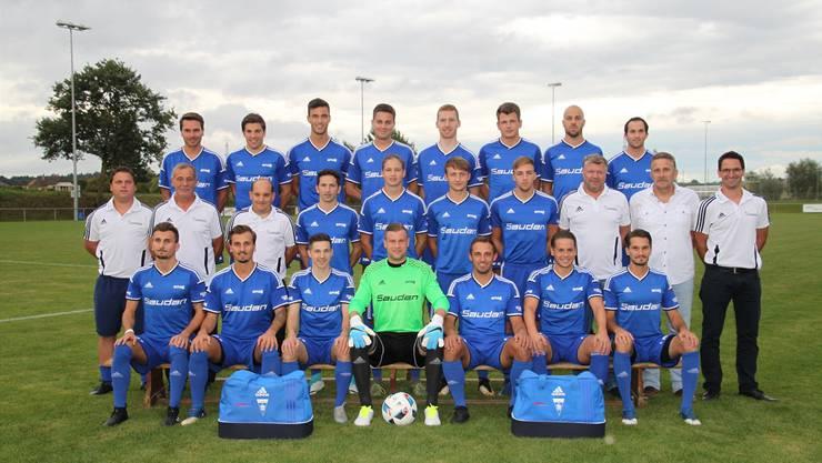 Teamfoto FC Subingen