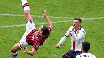 Trotz Kunststück: Zlatan Ibrahimovic und die AC Milan verlieren im San Siro erstmals seit November
