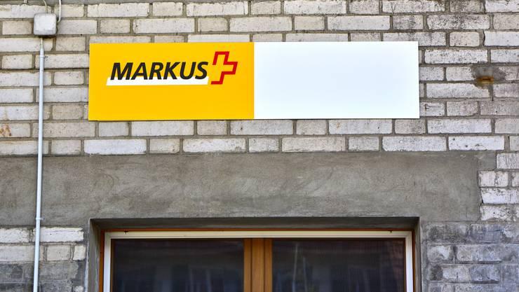 Die Postagentur in Niederbuchsiten heisst neu Markus.