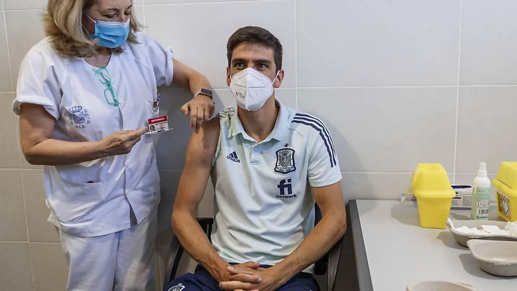 Corona als Störfaktor in Spaniens Trainingscamp