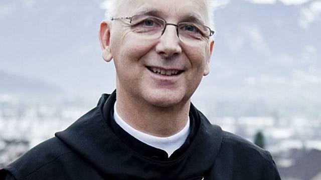 Marian Eleganti wird Weihbischof vom Bistum Chur