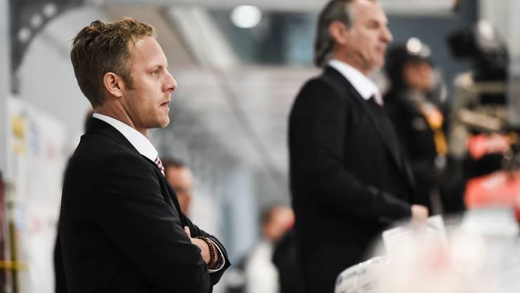 An seiner Rolle in der Schweizer Nationalmannschaft scheiden sich die Geister: Neo-Assistenztrainer Reto von Arx.