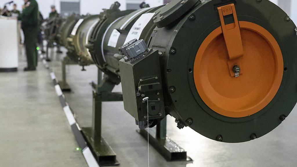 Im Visier der neuen Raketen des Pentagon: Der russische Marscflugkörper  9M729.