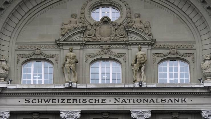 Die SNB lehnt die Kriegsgeschäfte-Initiative ab, weil sie die eigene Unabhängigkeit in Frage stelle.