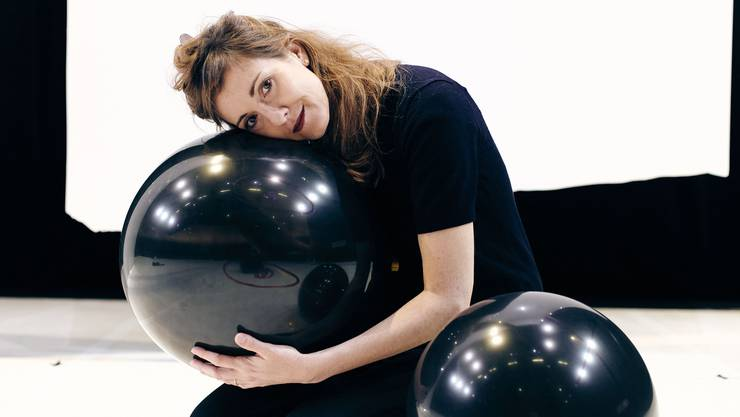 Tabea Martin, Choreographin und Tänzerin, zeigt in der Kaserne ihre neueste Produktion «Forever».