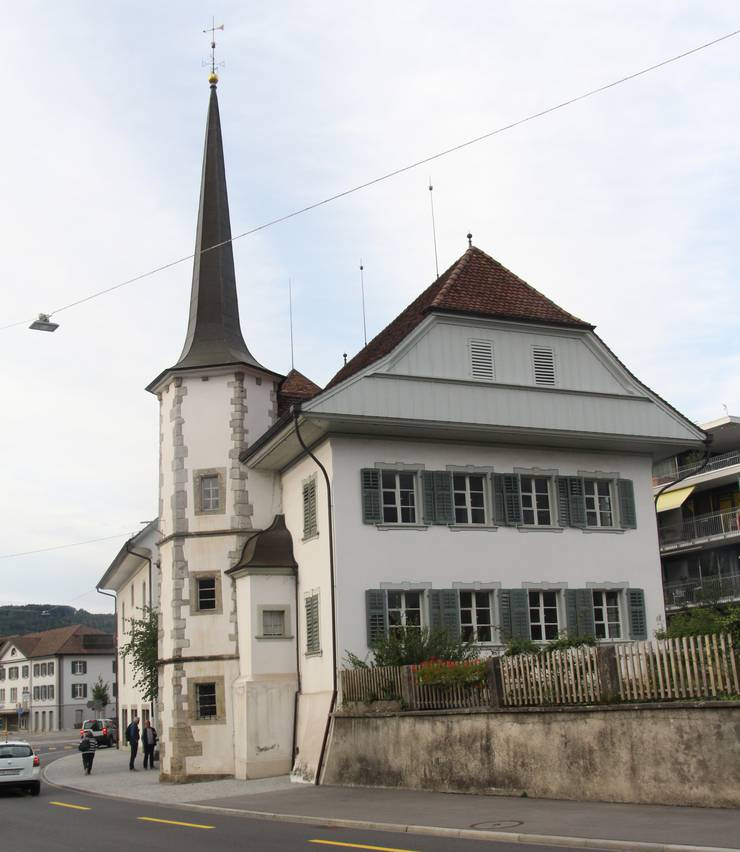 Das aus dem 17. und 18. Jahrhundert stammende Schneggli.