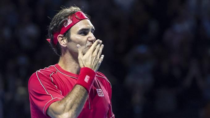 Roger Federer möchte im Januar bei den Australian Open in den Tennis-Zirkus zurückkehren – er ist dann immer noch die Nummer 5 der Welt.
