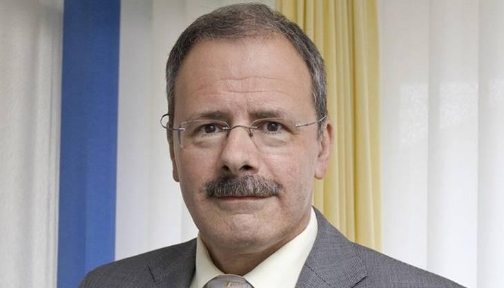 Jürg Schlup, der  Berner Hausarzt präsidiert die Verbindung der Ärzte FMH. key