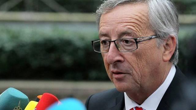 Eurogruppenchef Jean-Claude Juncker trifft sich in Brüssel mit den Kassenhütern der Euroländer (Archiv)