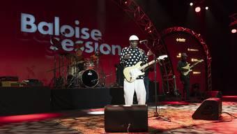 Buddy Guy an der Baloise Session im 2018.