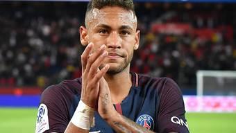 Der Königstransfer dieses Sommers: Neymar wechselte für 222 Mio. Euro zu Paris Saint-Germain