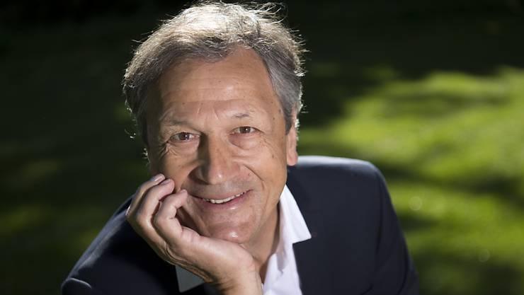 Dominique Blanc ist Präsident der Amateurliga