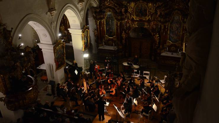 Das Konzert sorgte für Spannung bis zu den Zehenspitzen