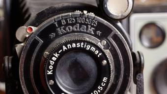 Der US-Kamerapionier Kodak ist angeschlagen (Archiv)