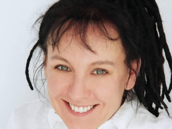 Olga Tokarczuk.