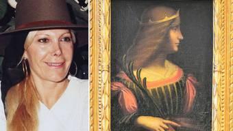Die Italienerin Emidia Cecchini will die Besitzerin sein des Gemäldes, das mit Turgi in Verbindung gebracht wird. Es zeigt Isabella d'Este.