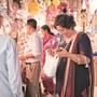 Im Reich der Sinne: Asma Khan auf einem Markt in Kalkutta. «Ich messe mit den Händen.»