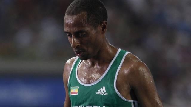 Enttäuschung für Kenenisa Bekele