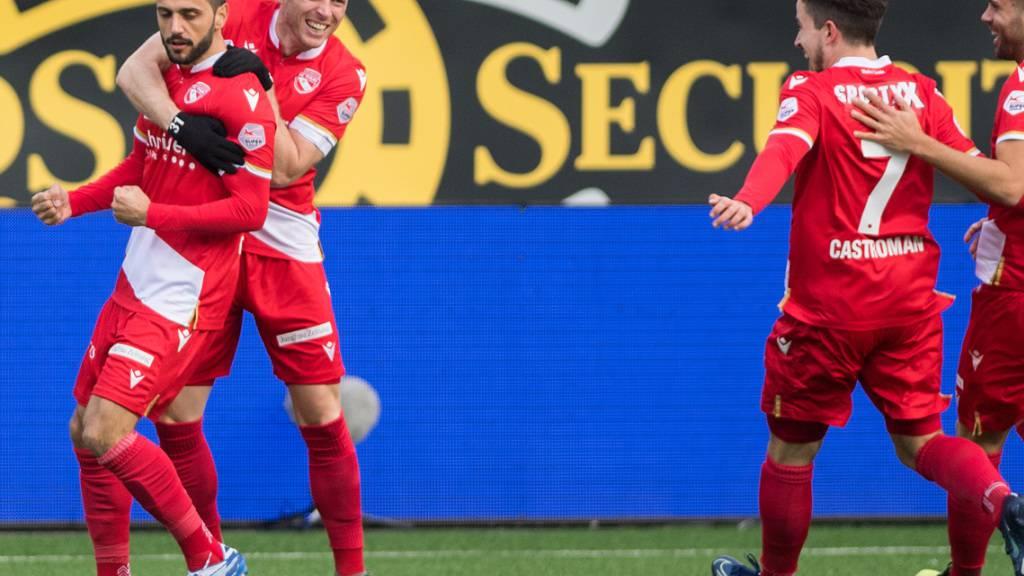 Thun verstärkt sich im Abstiegskampf mit Ajax-Angreifer