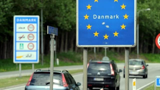 An dänischer Grenze sollen wieder Zöllner stehen (Archiv)