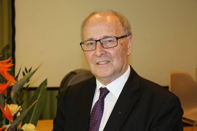 Urs Altermatt ist emeritierter Professor für Zeitgeschichte.