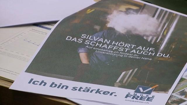 Neue Tabakpräventationskampagne