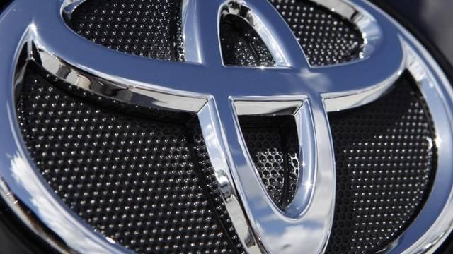 Logo von Toyota (Archiv)