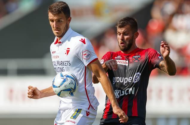 Drei Tore und ein Assist gelangen ihm in den ersten drei Spielen: Anto Grgic ist in Form.