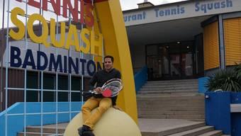 Nico Hobi hat Racketlon in der Schweiz zum Durchbruch verholfen. owi