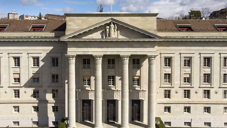 Das Bundesgericht in Lausanne hat die Papierfabrik Holding AG zur Kostenbeteiligung an den Sanierungsarbeiten verdonnert. (Archiv)