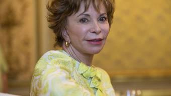 Isabel Allende erzählt, wie sie ihren Lebensgefährten kennenlernte. (Archiv)
