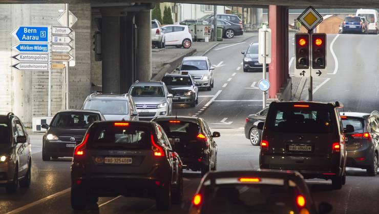 «Oasar – Oase aber richtig» wehrt sich gegen einen Schwerverkehrskorridor durch Brugg und Windisch.