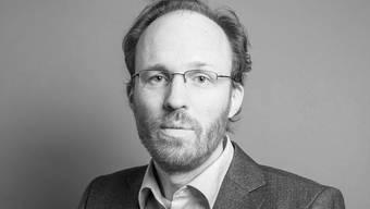 Niklaus Vontobel, Wirtschaftsredaktor
