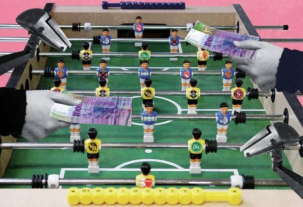 Welcher Klub hat die Millionen seiner Geldgeber am besten investiert? Die neue Saison, die heute startet, wird es zeigen – auch ob sich die Investition in den Videoschiedsrichter gelohnt hat.