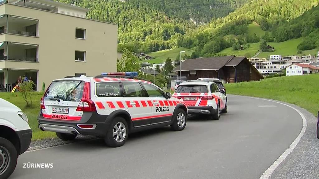 25-Jährige in Mollis erschossen