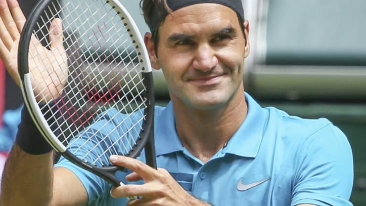 Das Unternehmen Titelverteidigung startet für Wimbledon-Sieger Roger Federer am Montagnachmittag gegen den Serben Dusan Lajovic
