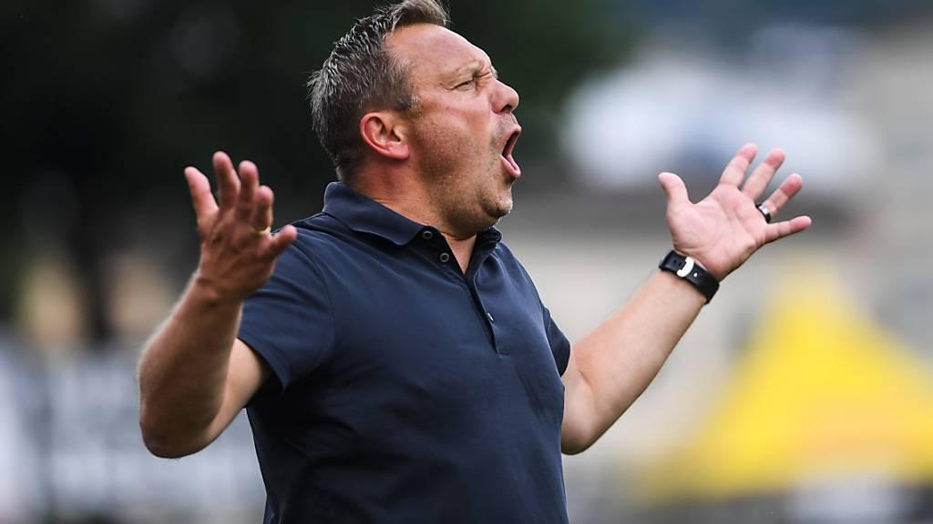 FCZ-Trainer André Breitenreiter bekommt Verstärkung aus Berlin