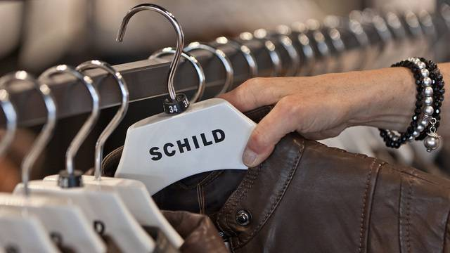 Die Modegruppe Schild hat 2012 mehr als 3 Millionen Kleidungsstücke verkauft