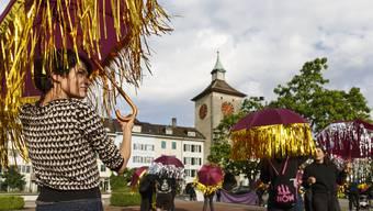 Lysistrada macht mit Aktion in Solothurn auf Sexarbeitende aufmerksam
