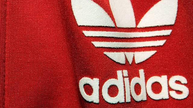 Adidas profitiert von der Fussball-WM (Archiv)