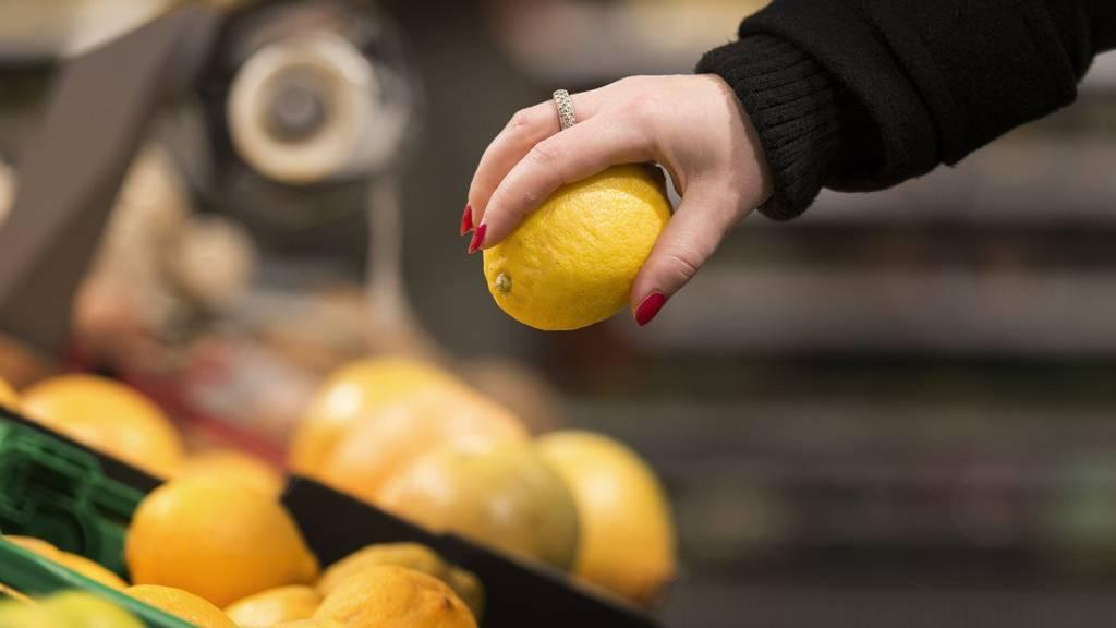 Die Initianten der Fair-Food-Initiative wollen, dass der Bund Lebensmittel fördert, die umweltschonend, tierfreundlich und fair hergestellt werden. (Symbolbild)