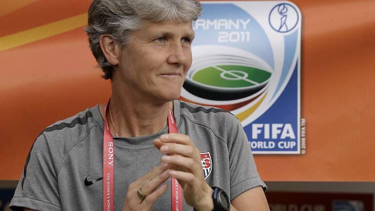 Pia Sundhage wird nun brasilianische Nationaltrainerin