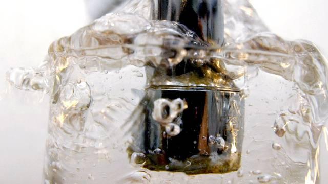 In Leukerbad ist das Trinkwasser verunreinigt (Archiv)