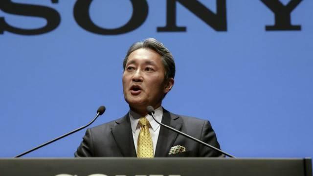"""""""Wir müssen uns anpassen"""": Sony-Chef Kazuo Hirai (Archiv)"""
