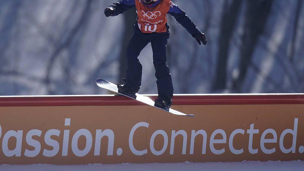 Pyeongchang brachte Katie Ormerod kein Glück.
