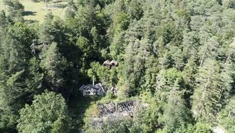Ob die Mülldeponie Schwäbet in Welschenrohr Auswirkungen auf das Gelände der abgebrannten Sägerei hat, weiss der Arealbesitzer nicht.