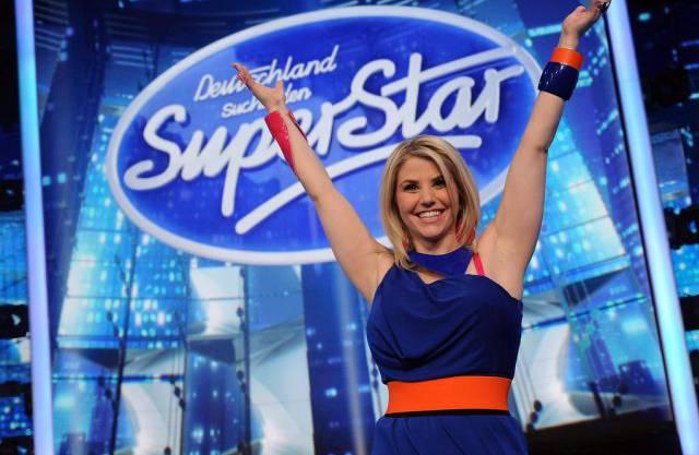 Beatrice Egli gewann die zehnte Staffel der RTL-Castingshow «Deutschland sucht den Superstar».