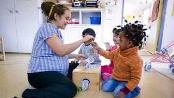 In den letzten Jahren ist der Anteil Kinder mit Migrationshintergrund angestiegen, die bereits im Vorschulalter Unterstützung brauchen.