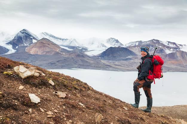 Fabienne Meier war schon auf einer einjährigen Weltreise. Nun ist sie ausgewandert und in Spitzbergen zuhause.