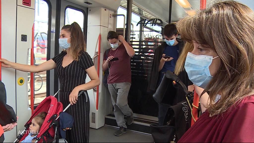 Maskenverweigerer im öffentlichen Verkehr